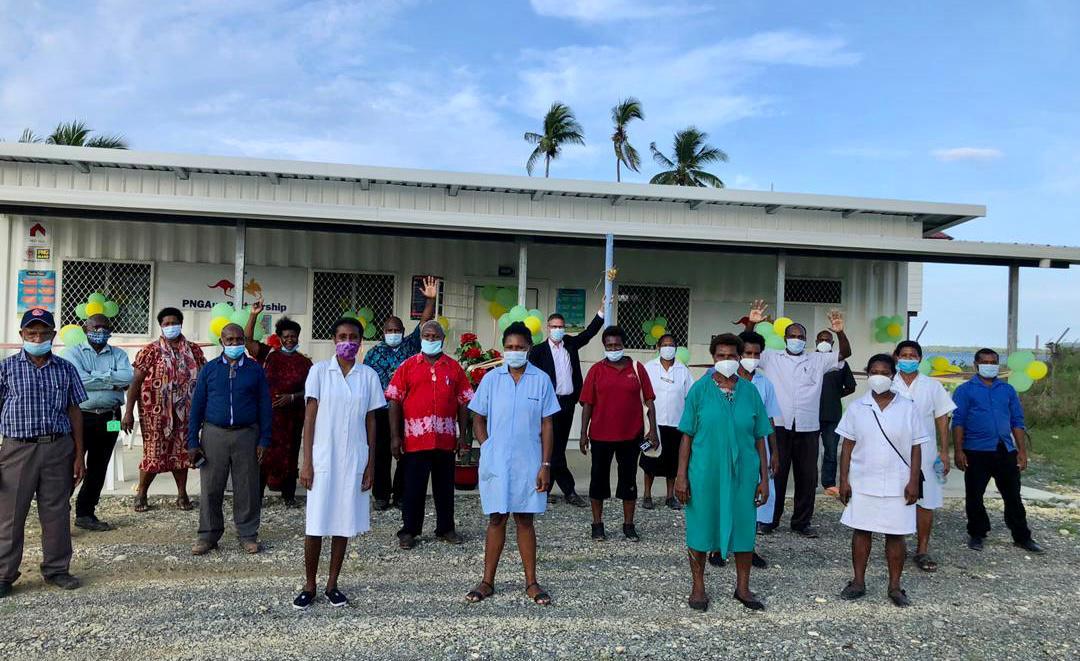 DFAT PNG Boram Hospital