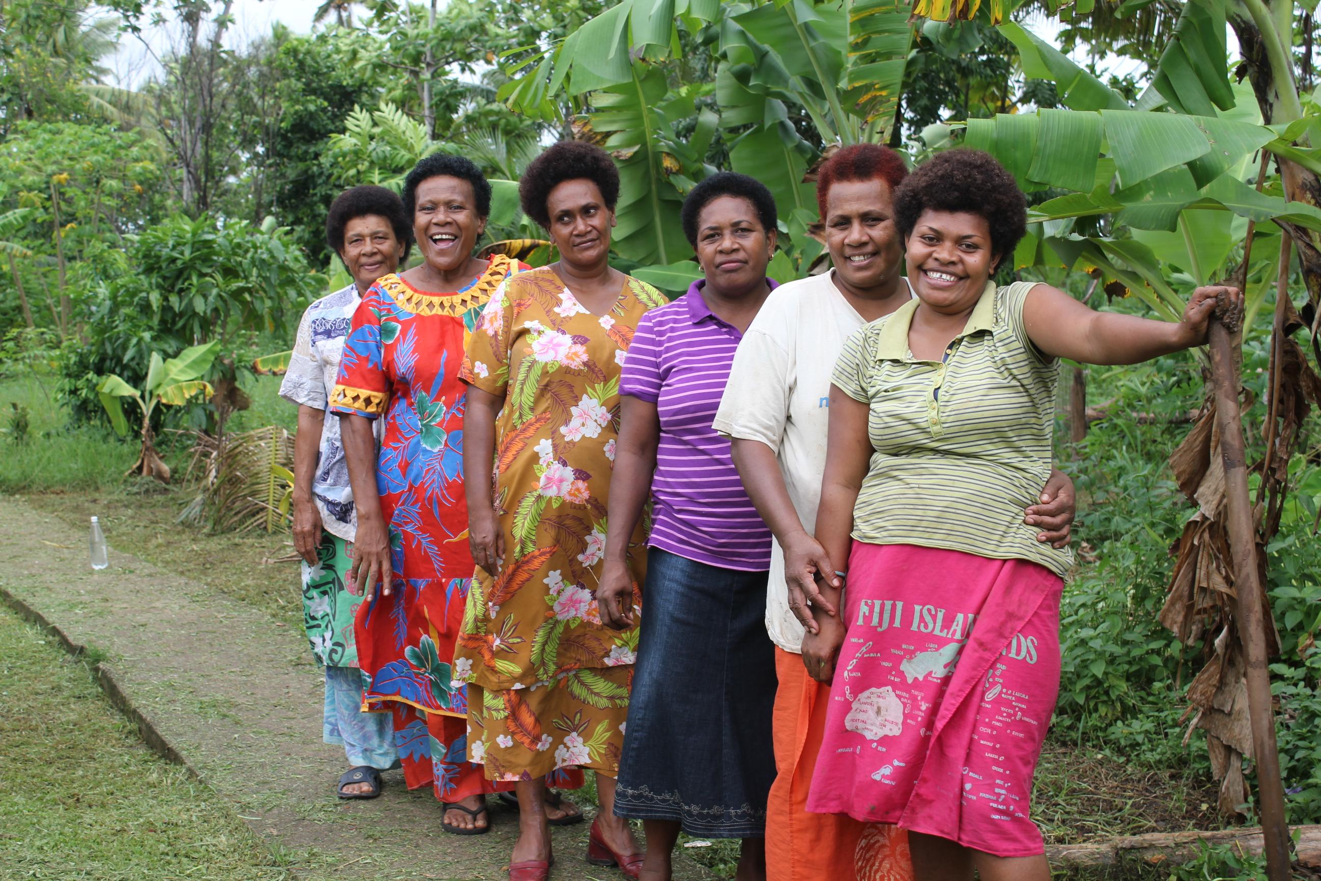 Pacific Women Lead