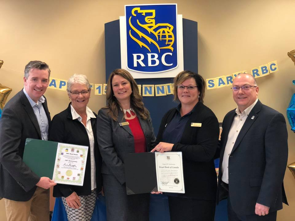 Celebrating RBC's 150th Anniversary