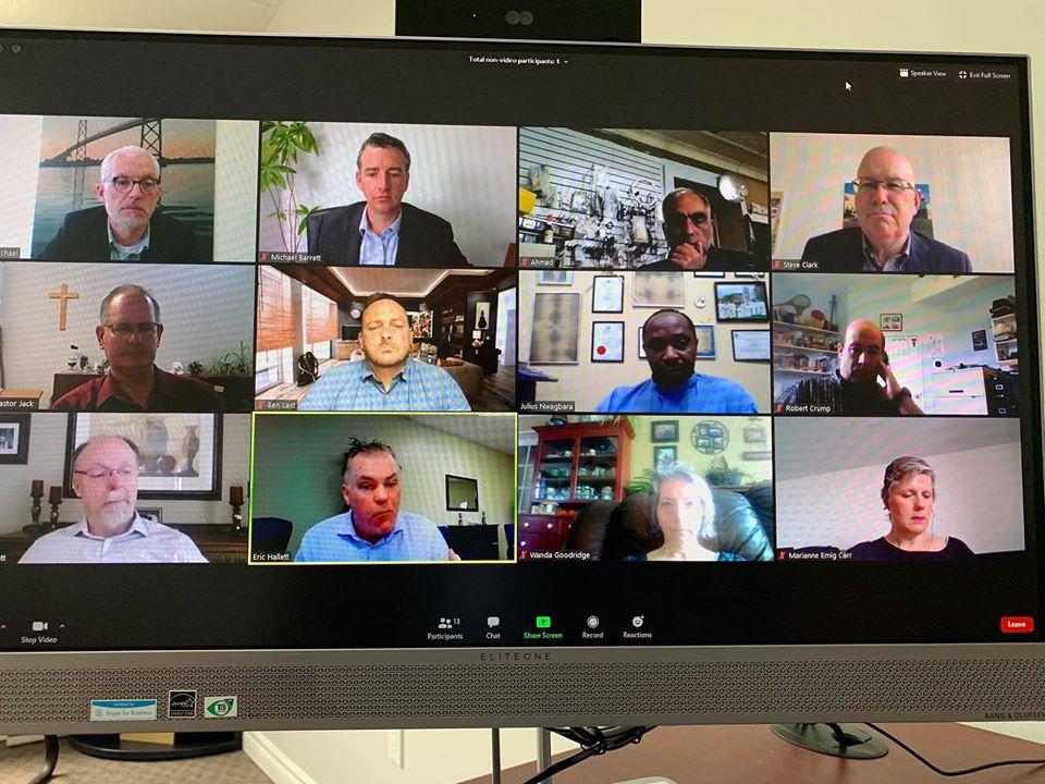 Faith Leaders Virtual Townhall