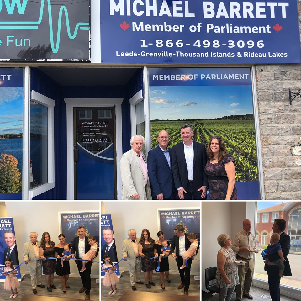 Opening of Second Constituency Office