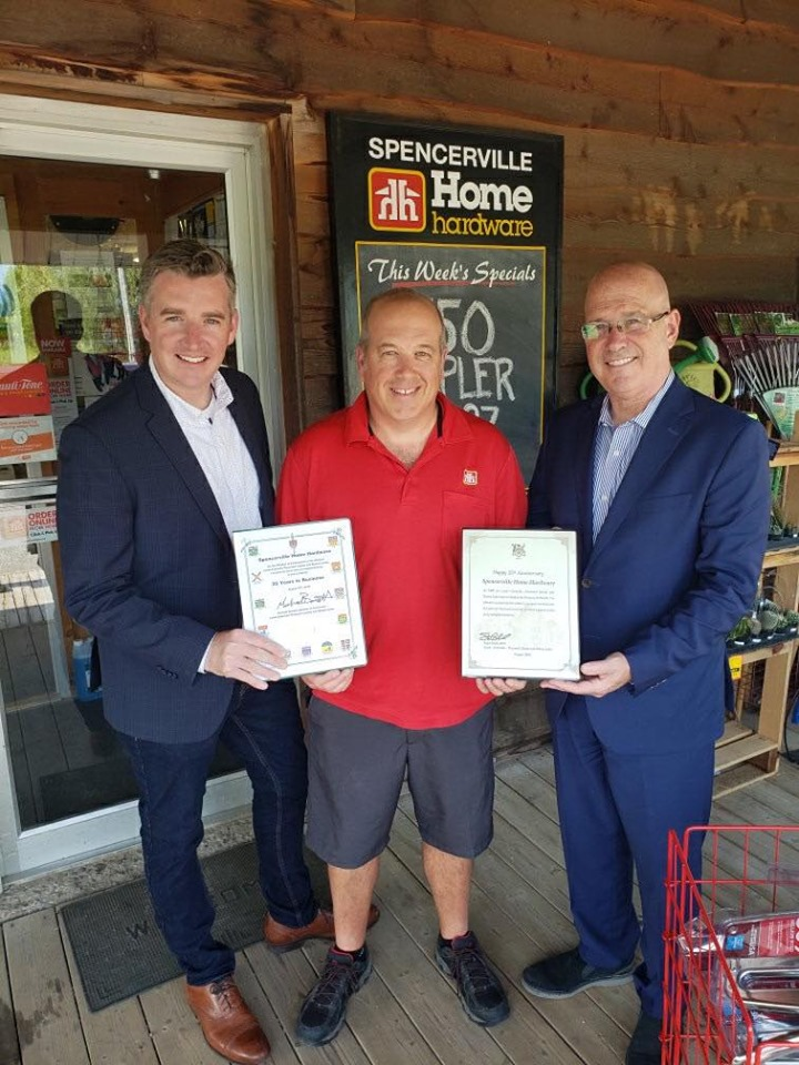 Mike McNaughton Celebrating 25 Years in Business