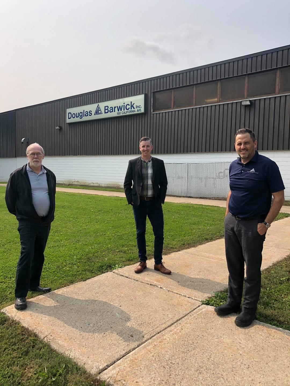 Local Manufacturing: Douglas Barwick Inc. Plant Tour