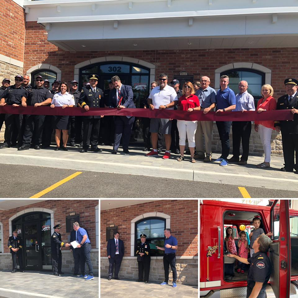 Prescott Fire Department Grand Opening