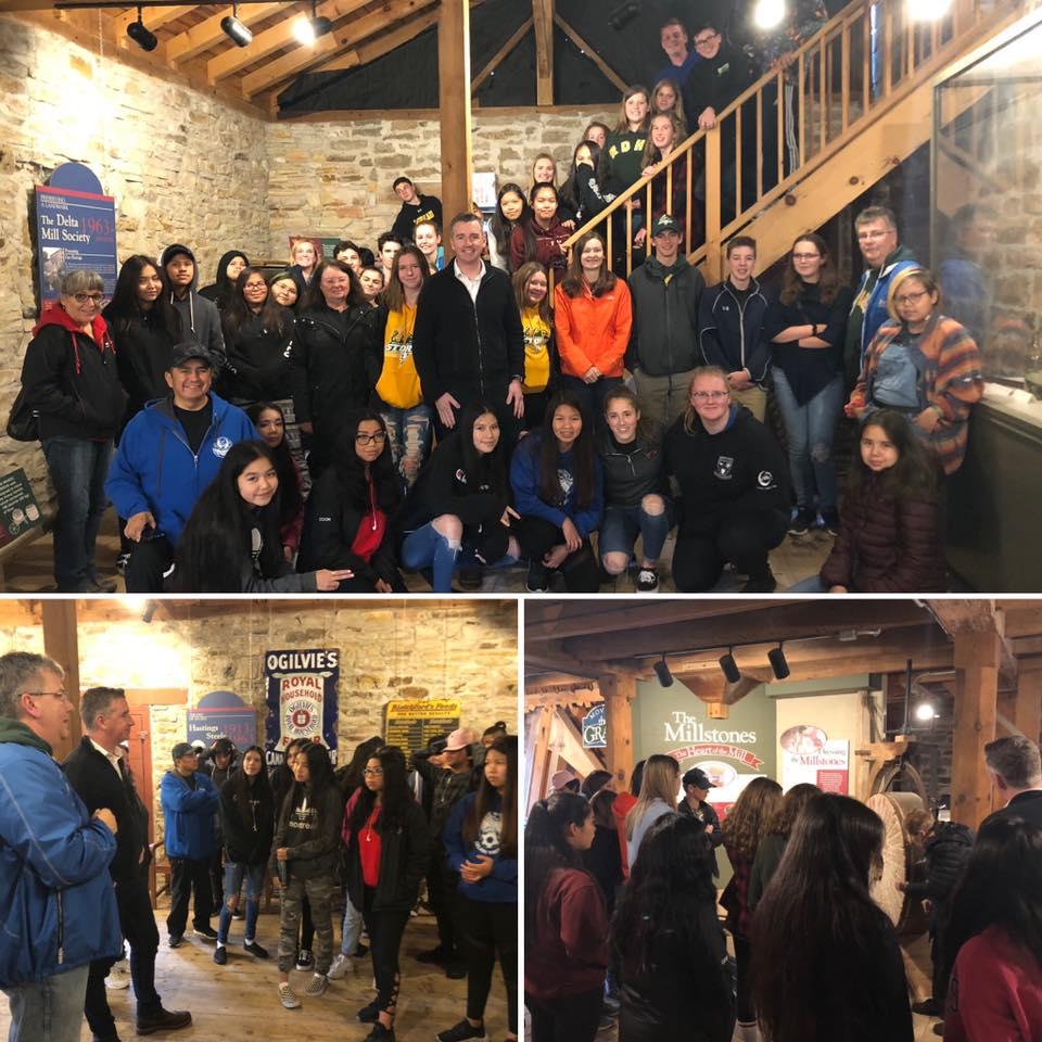Wsanec Leadership School - 10/22/2019