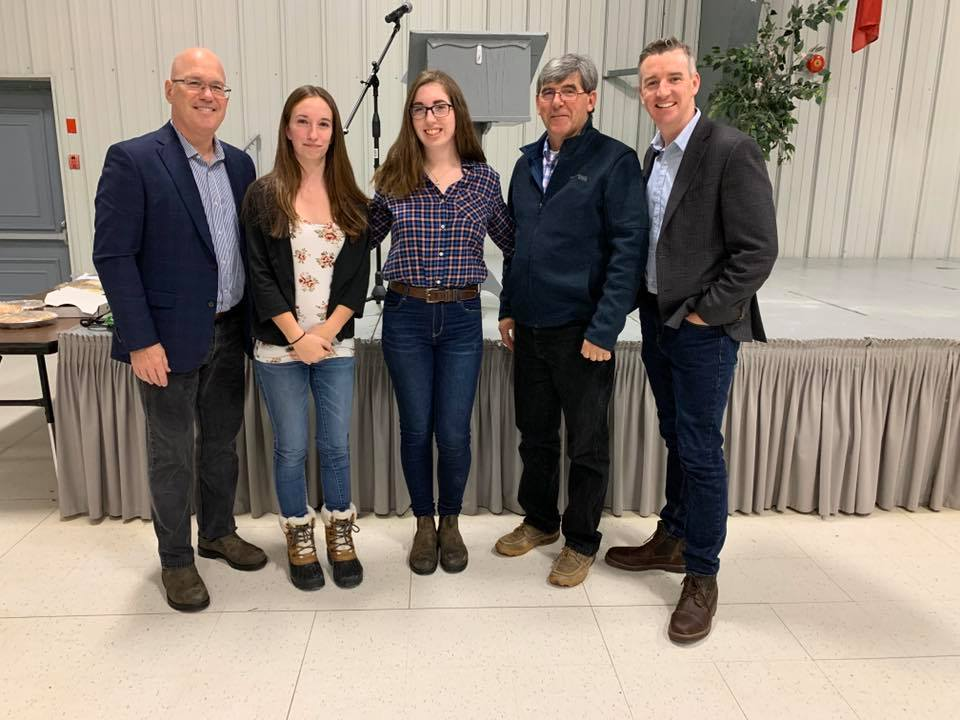 Leeds and Grenville county 4-H annual awards night - 11/16/2019