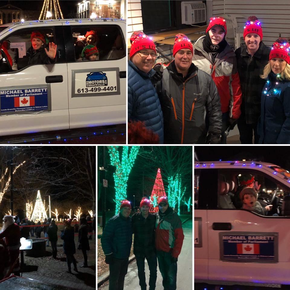 Rotary Santa Claus Parade - 11/30/2019