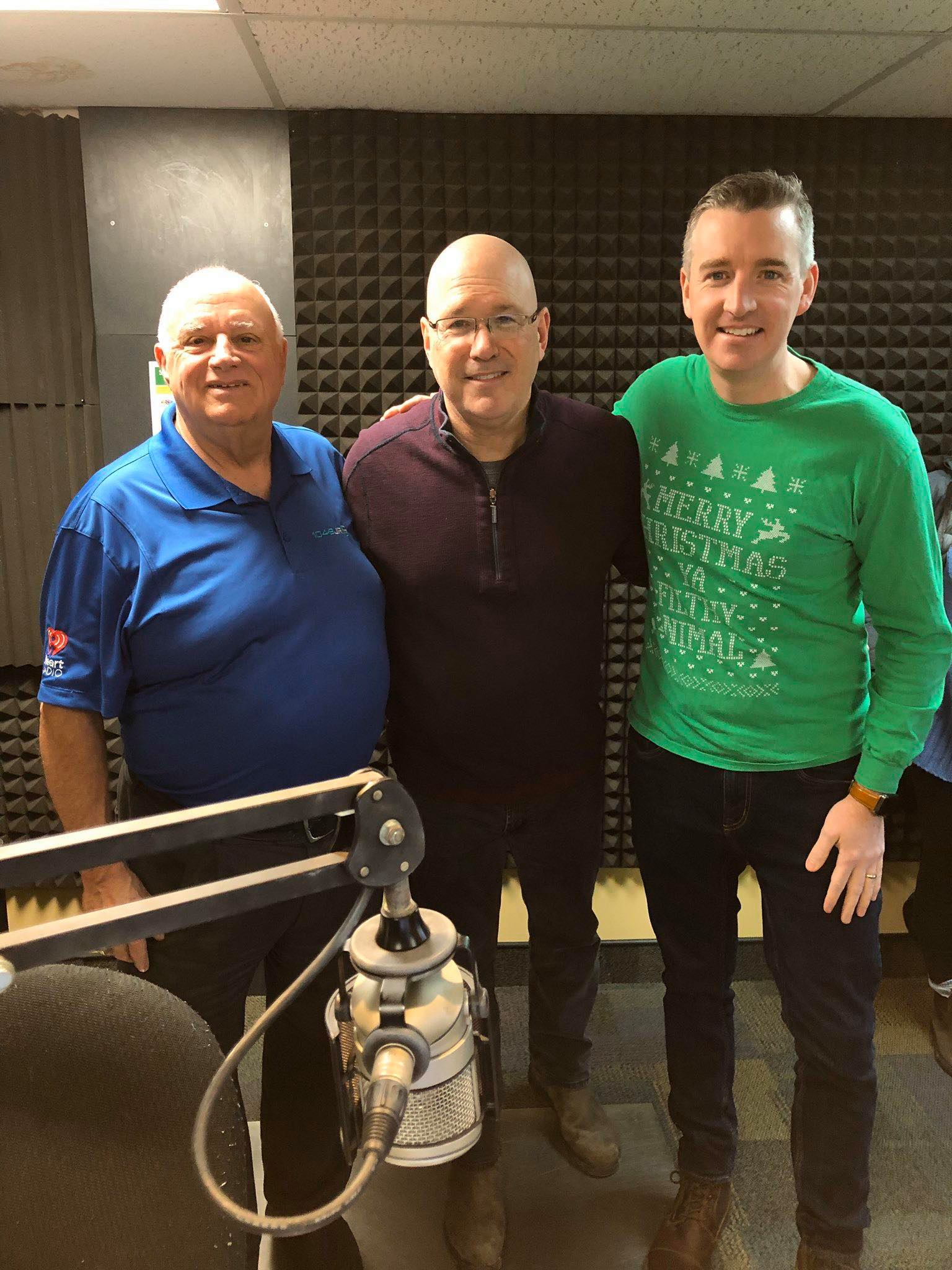 29th annual Bruce A Wylie Very Special Christmas Eve Show on 104.9 JRFM - 12/24/2019