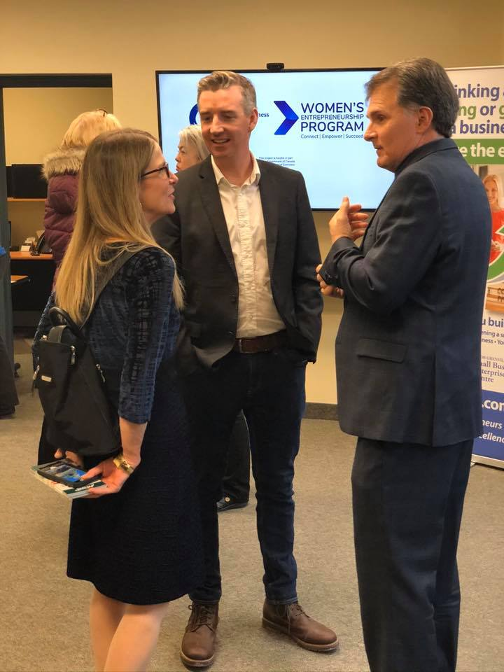 The Launch of the Women's Entrepreneurship Program - 01/31/2020