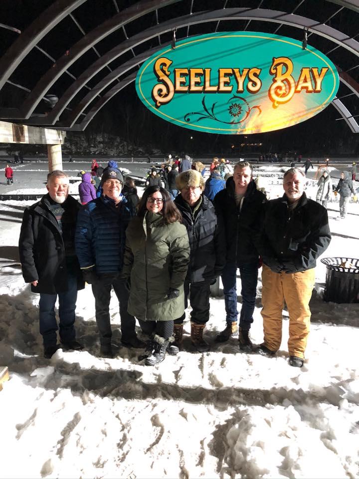 Frost Fest in Seeley's Bay - 02/01/2020