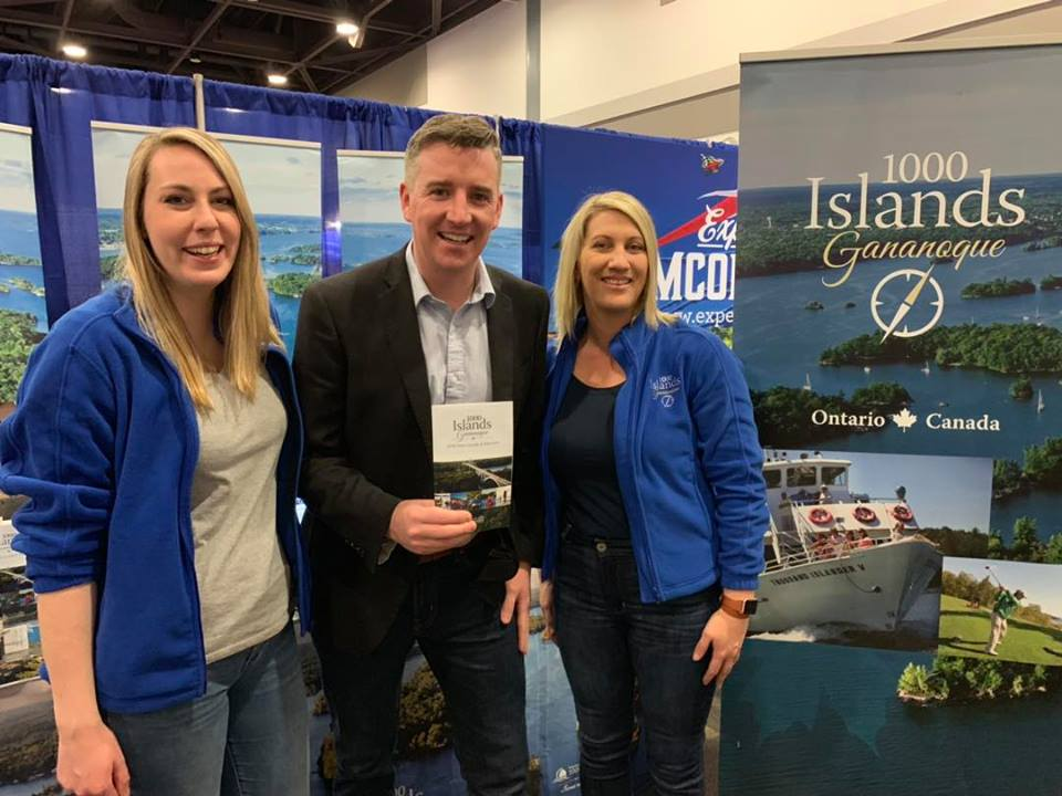 Travel and Vacation show in Ottawa