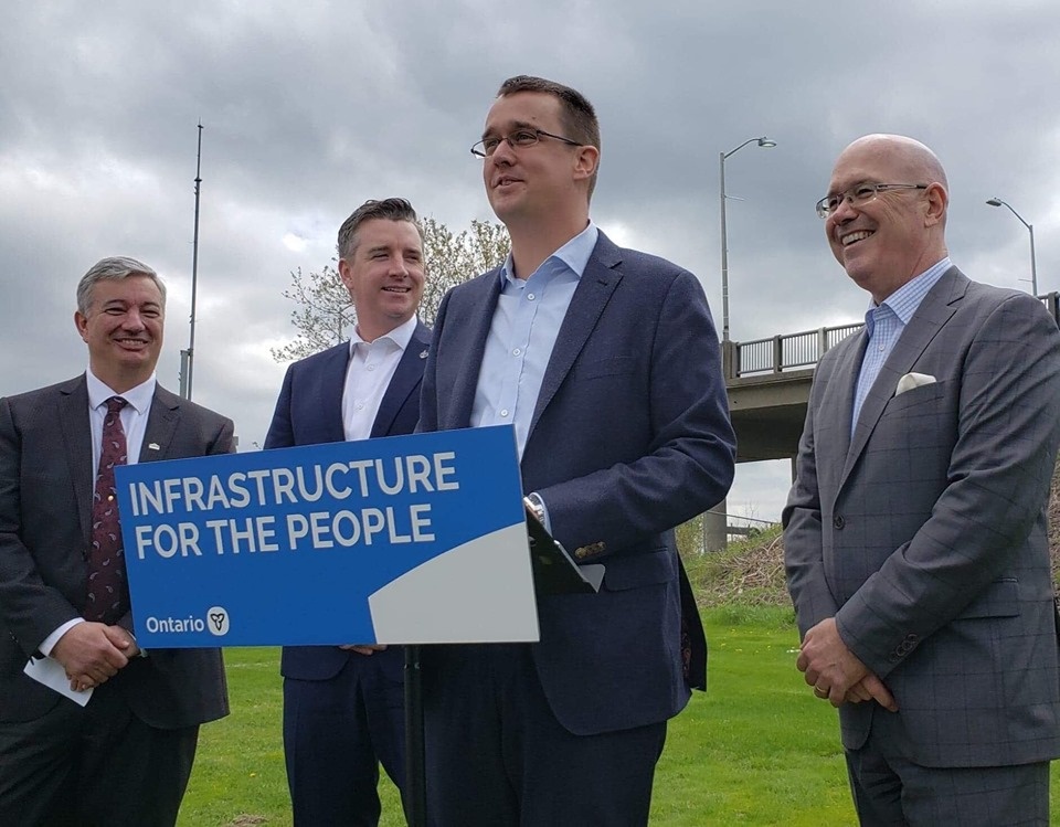 Infrastructure For The People