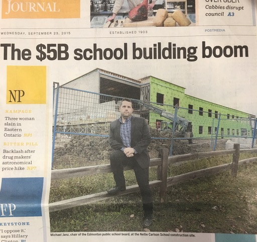$5B School Building Boom
