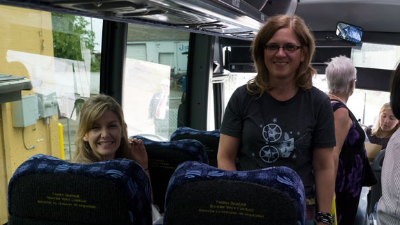 Bus Trip to People's Climate March