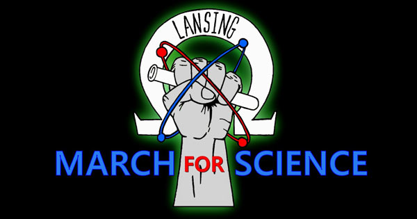 March for Science Lansing