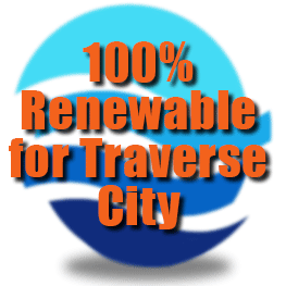 100% Renewable Energy for Traverse City