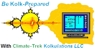Climate-Trek Kolkulations LLC