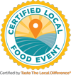 Certified Local Food Event