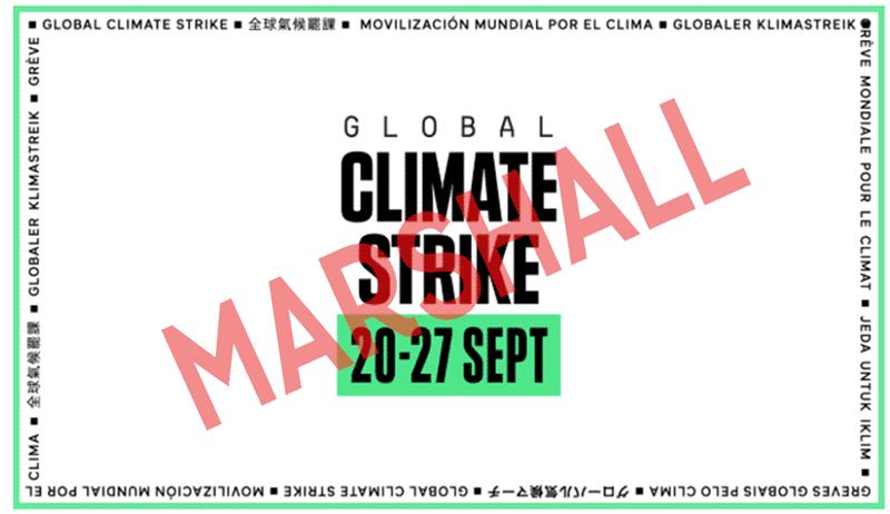 Marshall Climate Strike