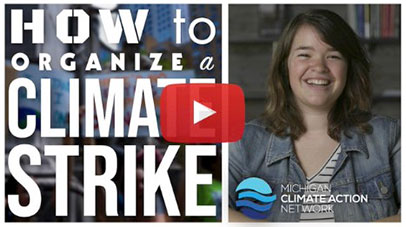 How to Create a Climate Strike Video