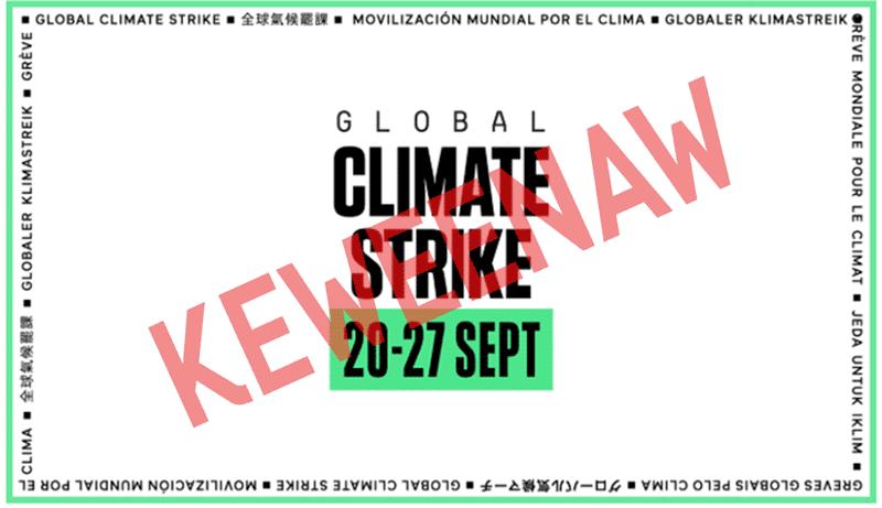Keweenaw Climate Strike