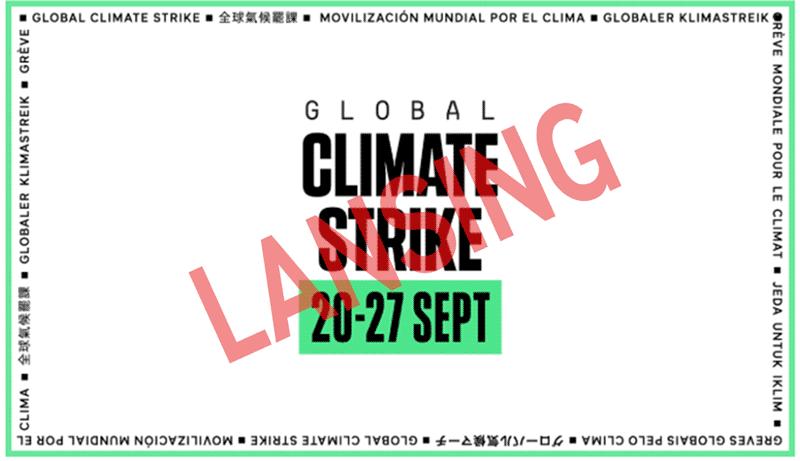 Lansing Climate Strike