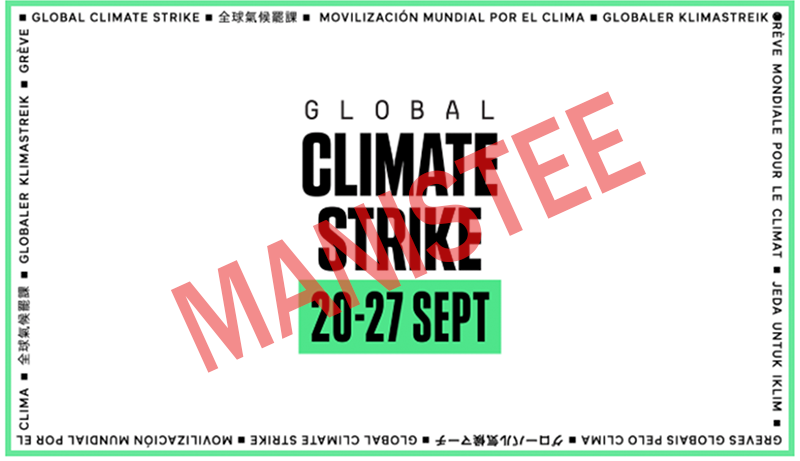 Manistee Climate Strike