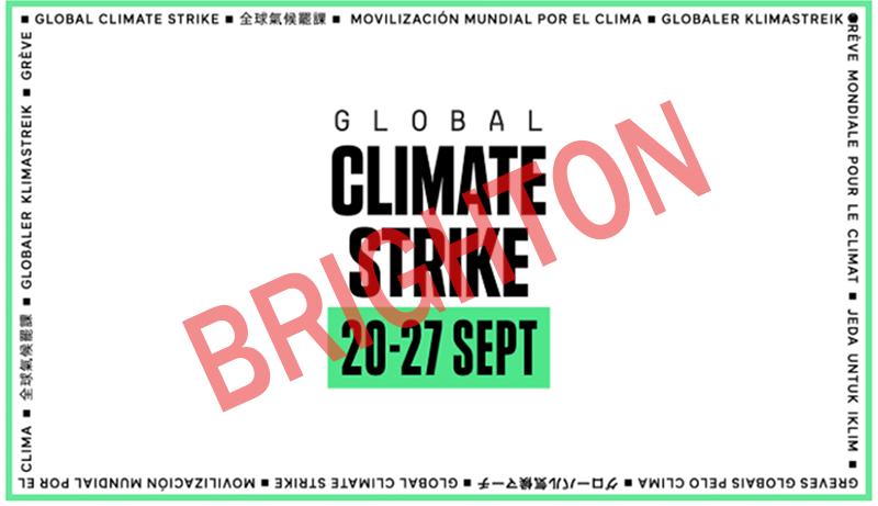 Brighton Climate Strike