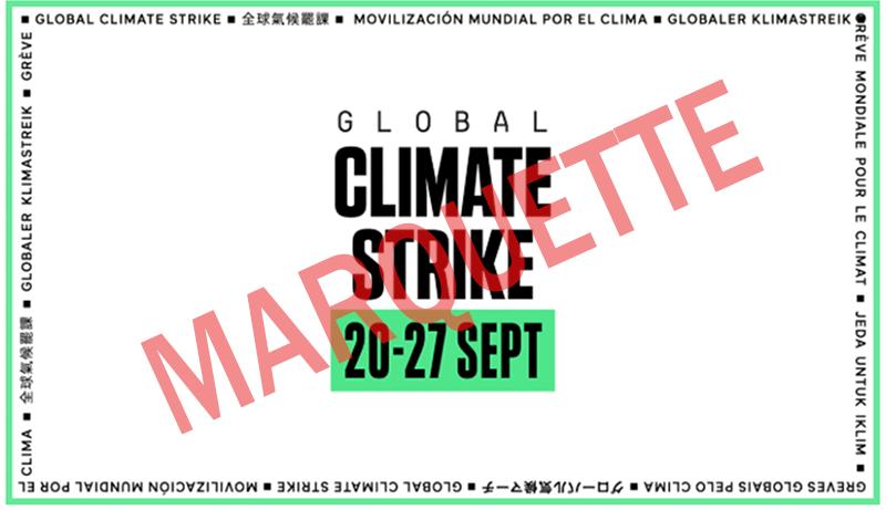 Marquette Climate Strike