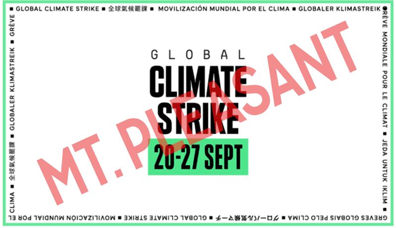 Central Michigan University Climate Strike Teach In