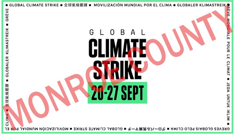 Monroe County Climate Strike