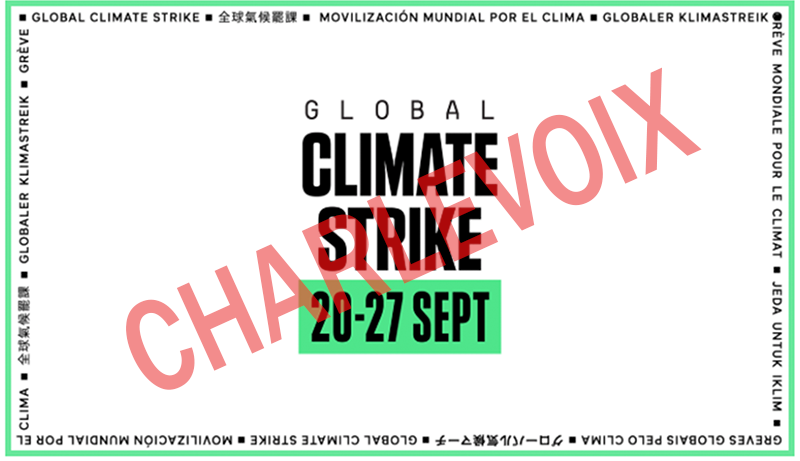 UpNorth Climate and Peace Team Strike