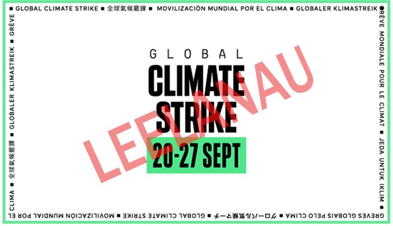 Leelanau Montessori Climate Strike