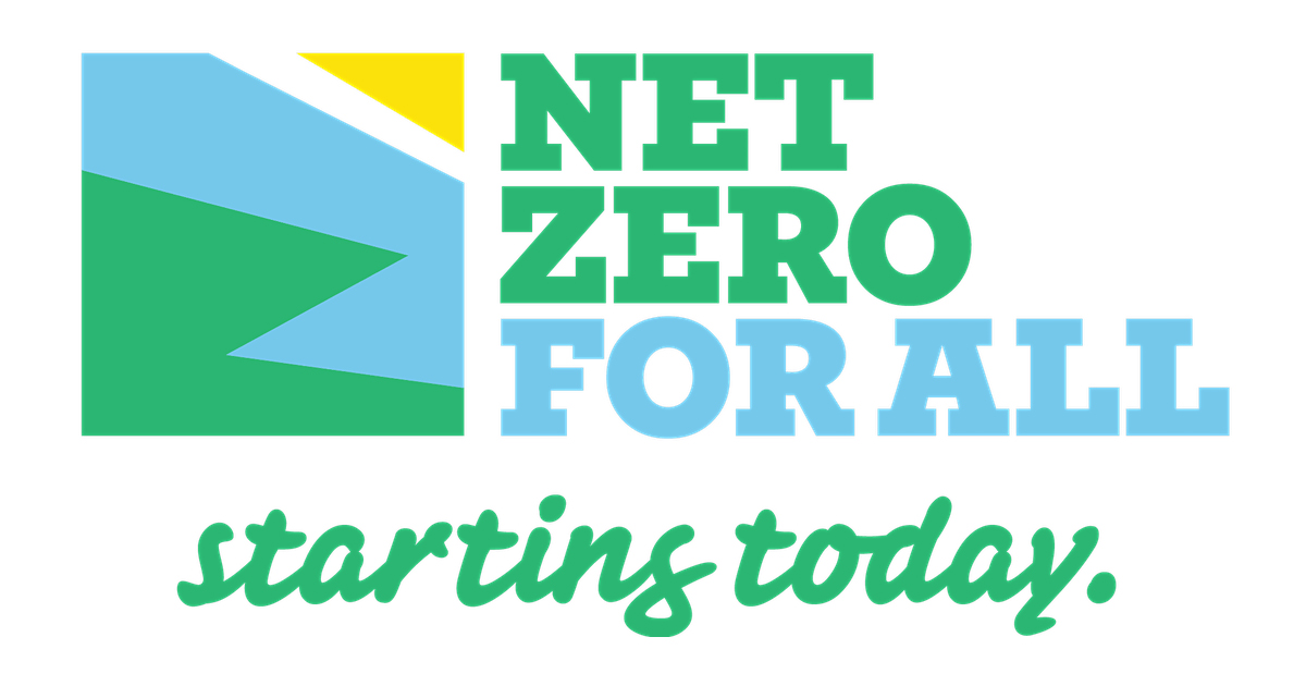 Net Zero For All: Starting Today