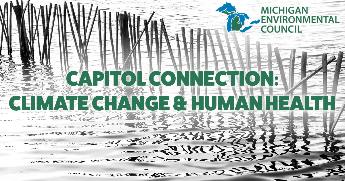 Capitol Connection: Climate Change & Human Health
