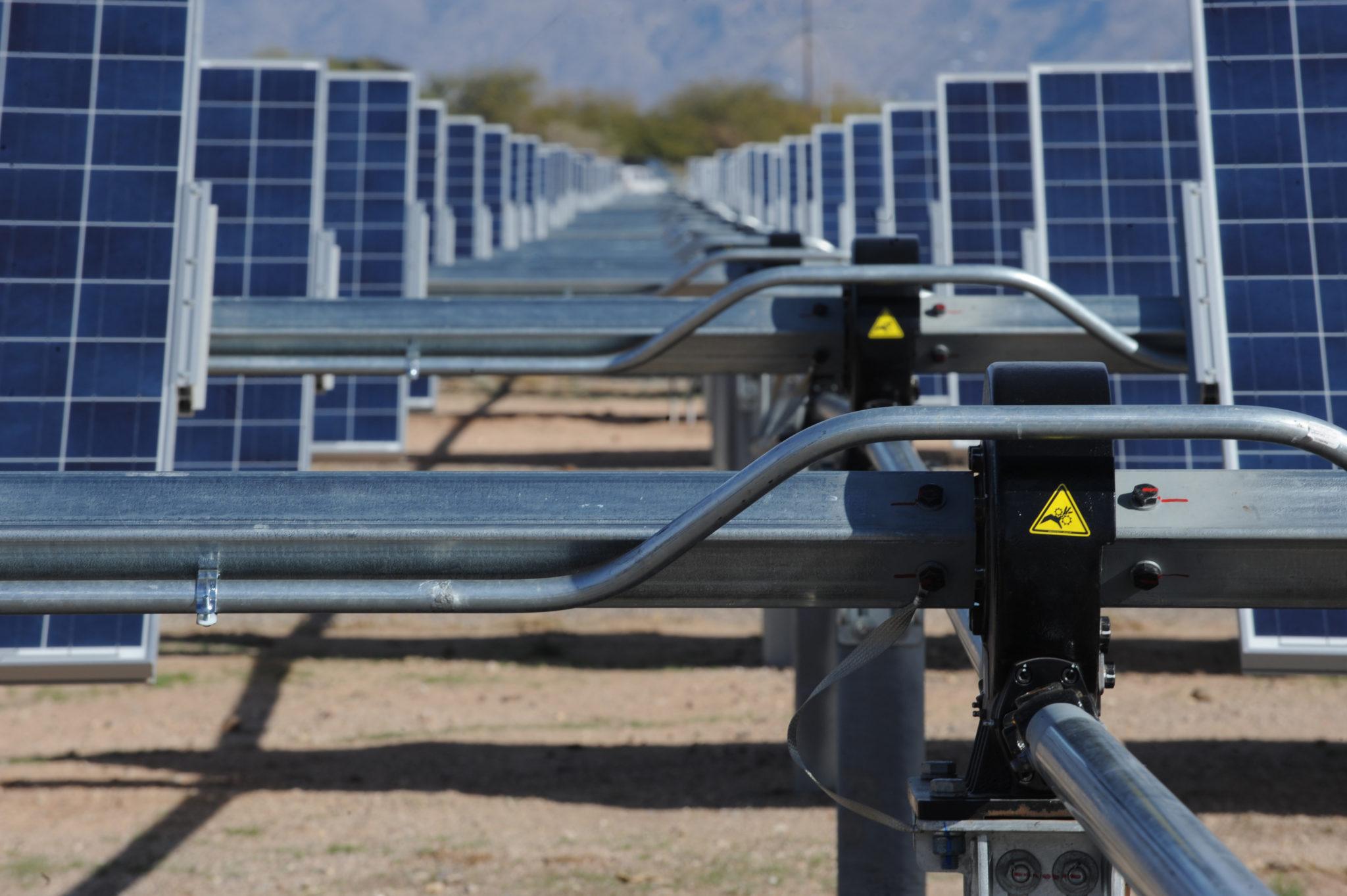 Solar Array - USAF