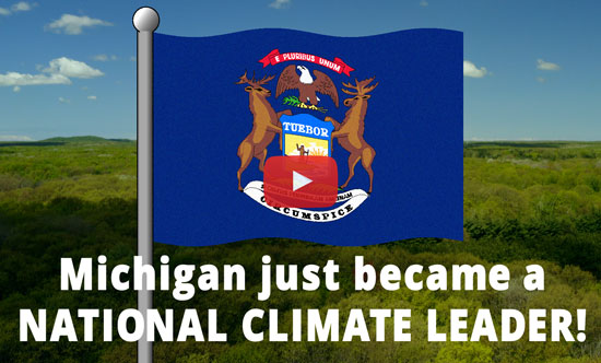 Help make Michigan a Climate Leader