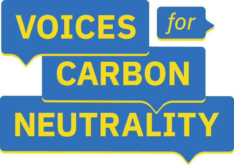 Voices for Carbon Neutrality