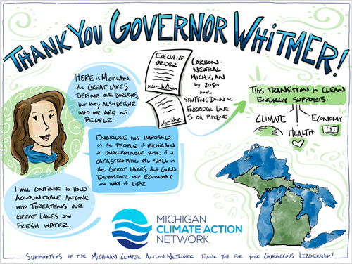 Thank You Governor Whitmer