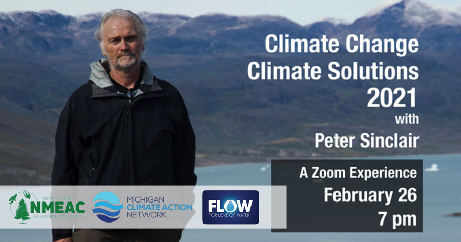 Climate Change Solutions with Peter Sinclair