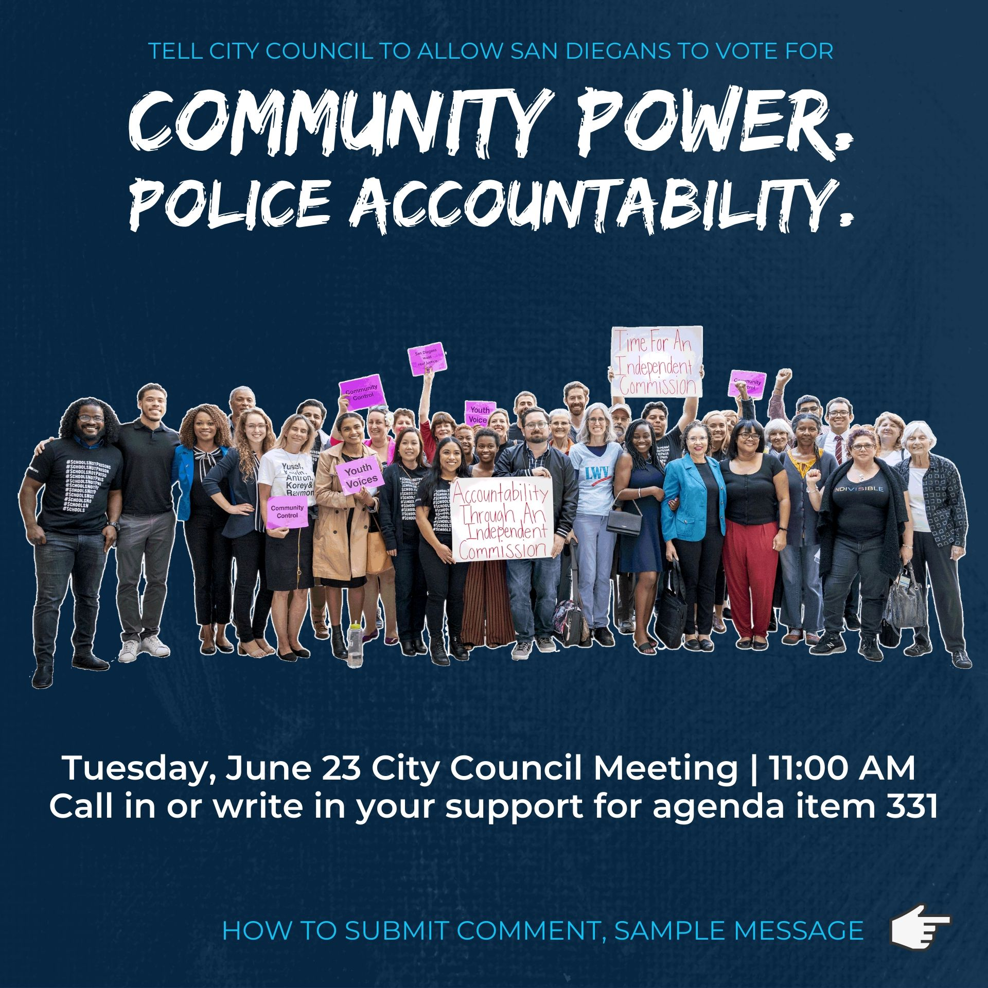 Tuesday, June 23 CRB reform vote