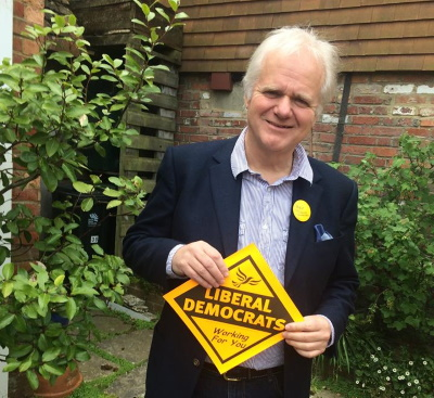 Mike Cox for Christchurch & East Dorset