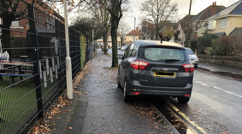 Dangerous Parking Christchurch
