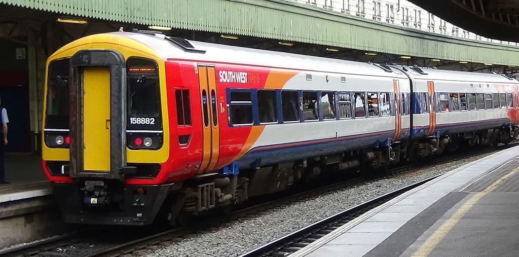 South West Train Strike