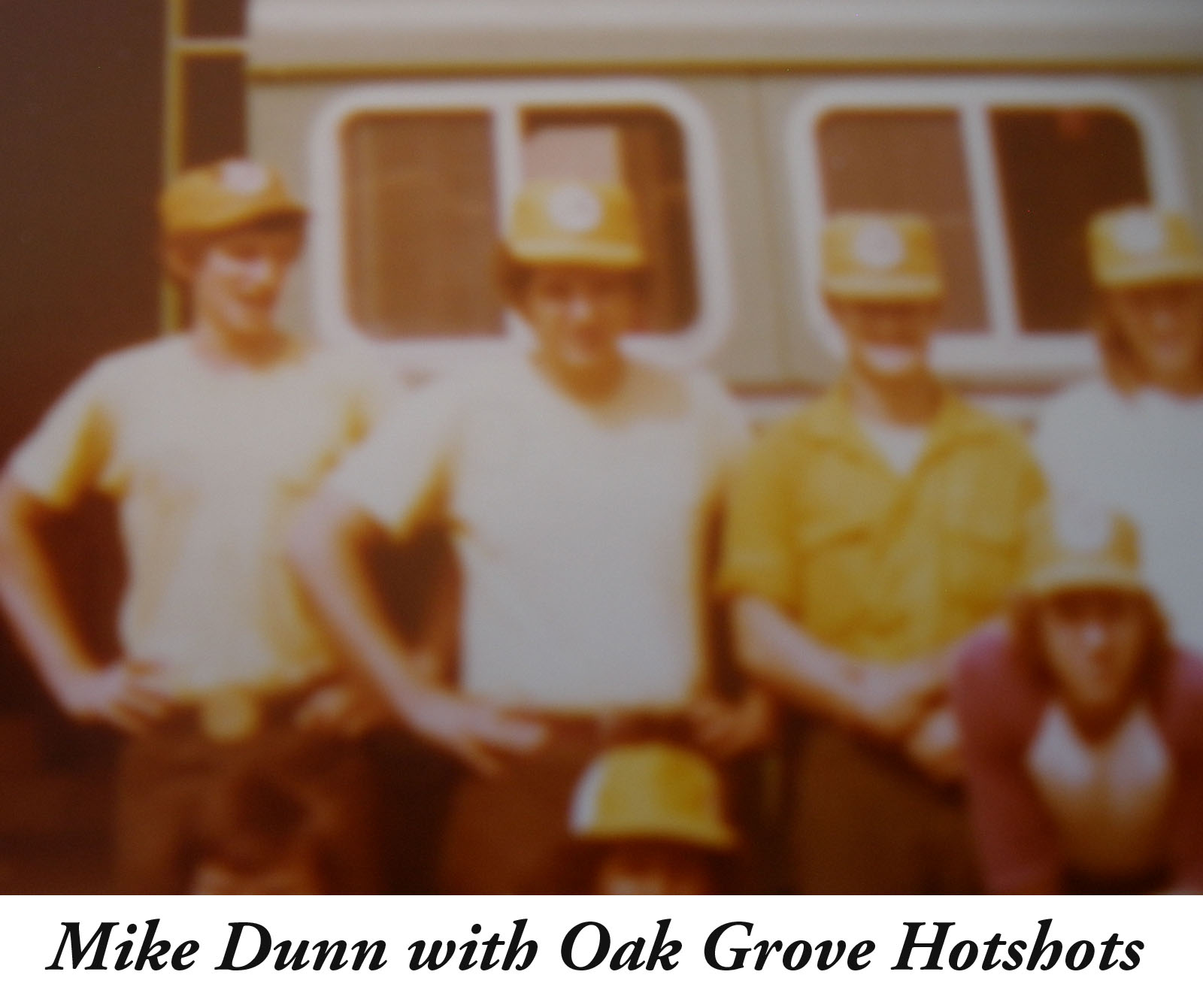 Mike Dunn & Oak Grove Hotshots