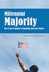 Millennial Majority Book Cover