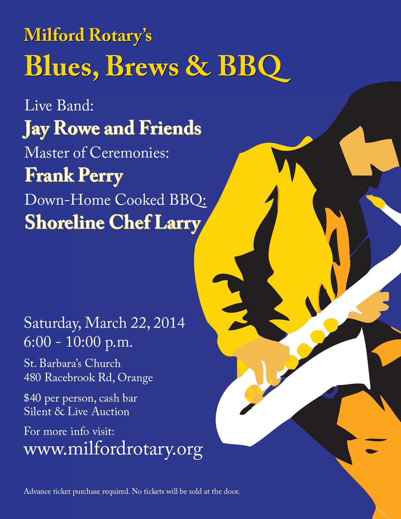 2014_Blues, Brews & BBQ