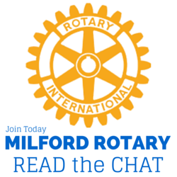 Read Milford Rotary's Newsletter (Not for the faint of heart!)