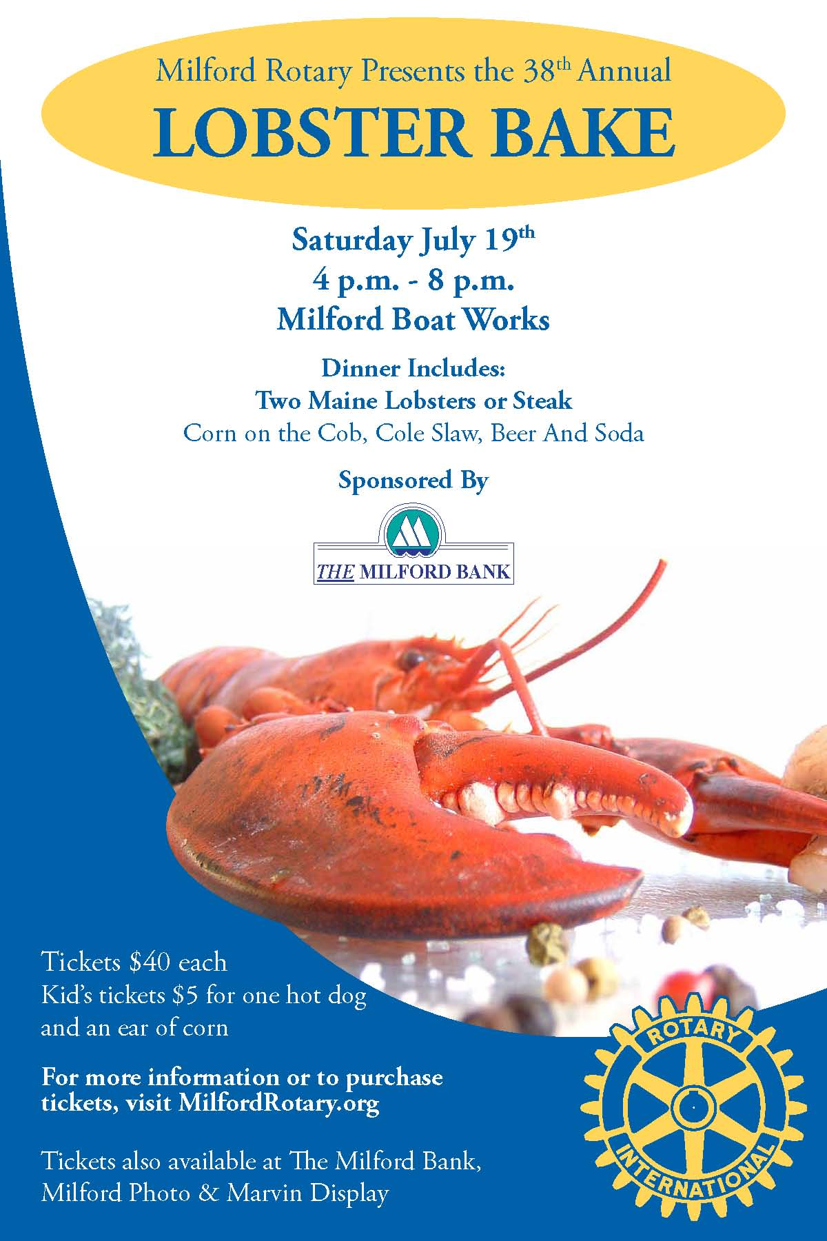 2014 Lobster Bake