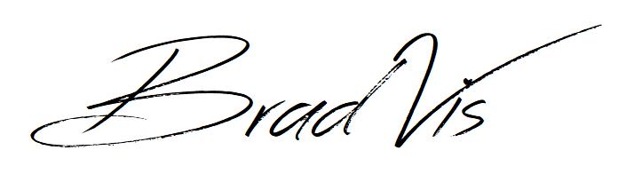 Brad Vis Signature